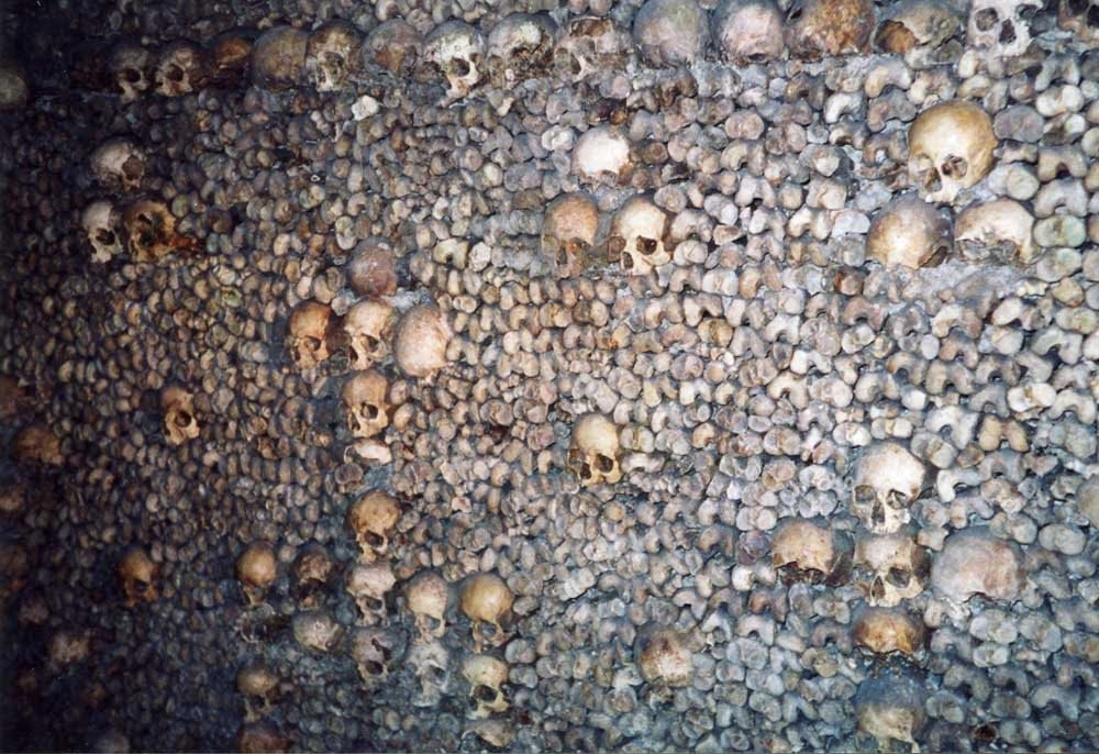 Catacombs of France