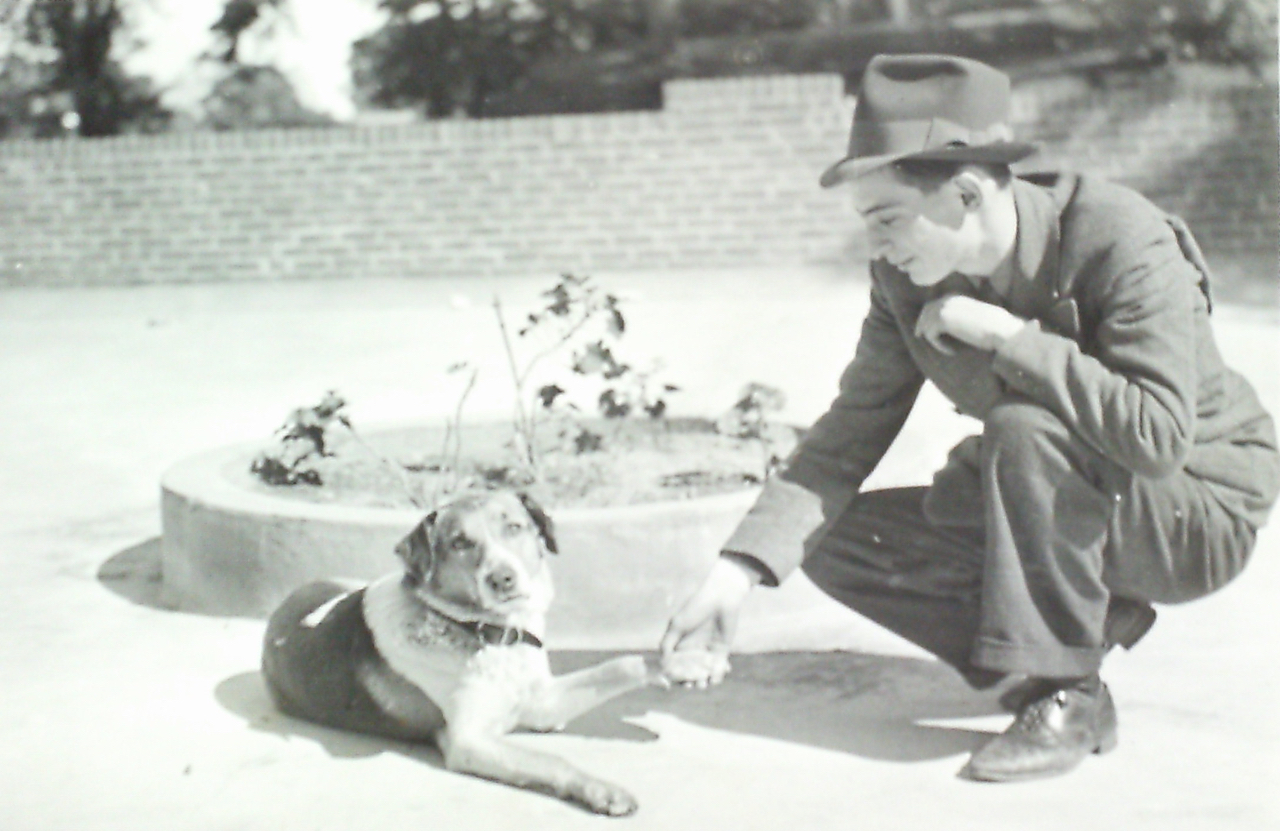 with Mickey. 1938